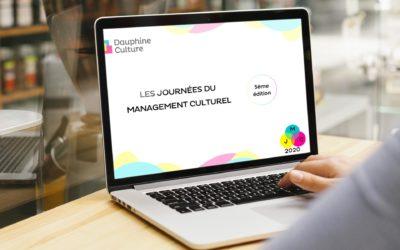 Les Journées du Management Culturel Digital