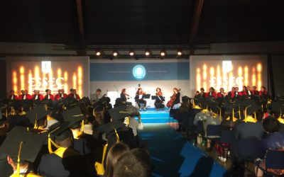 Commencement Day ESSEC